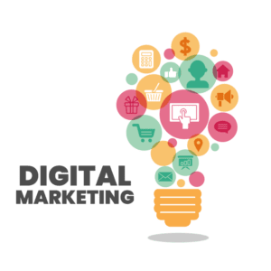 digital marketing lightbulb