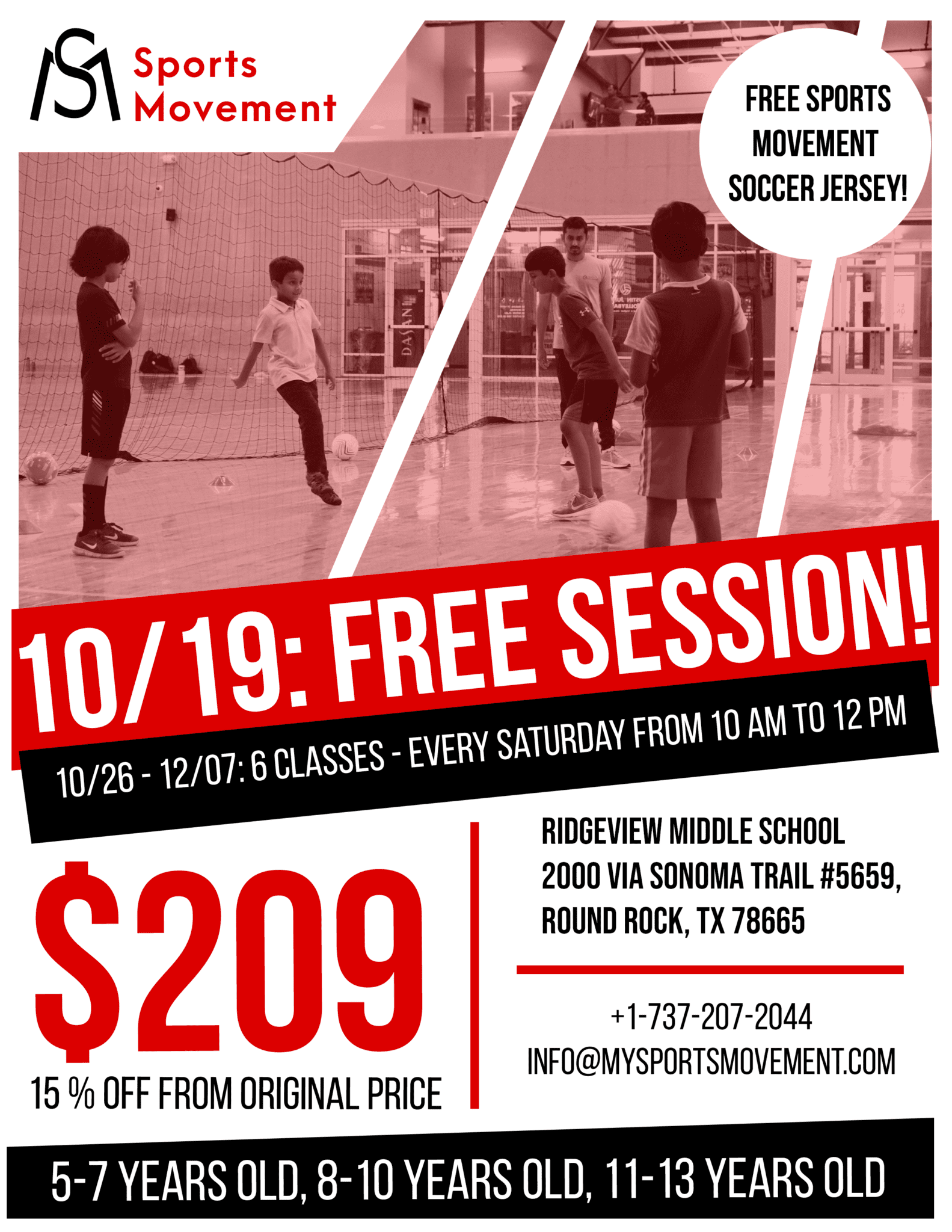 SM Free Session Flyer final