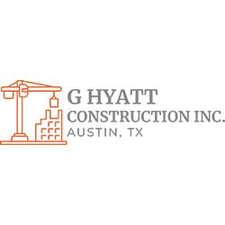 G Hyatt Construction Logo