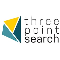 Three Point Search Logo