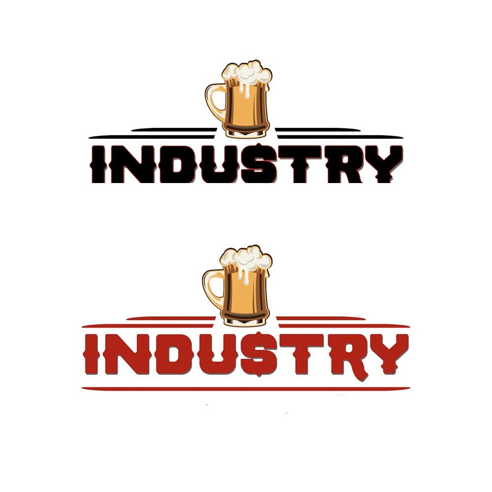 Industry Bar Marketing logos