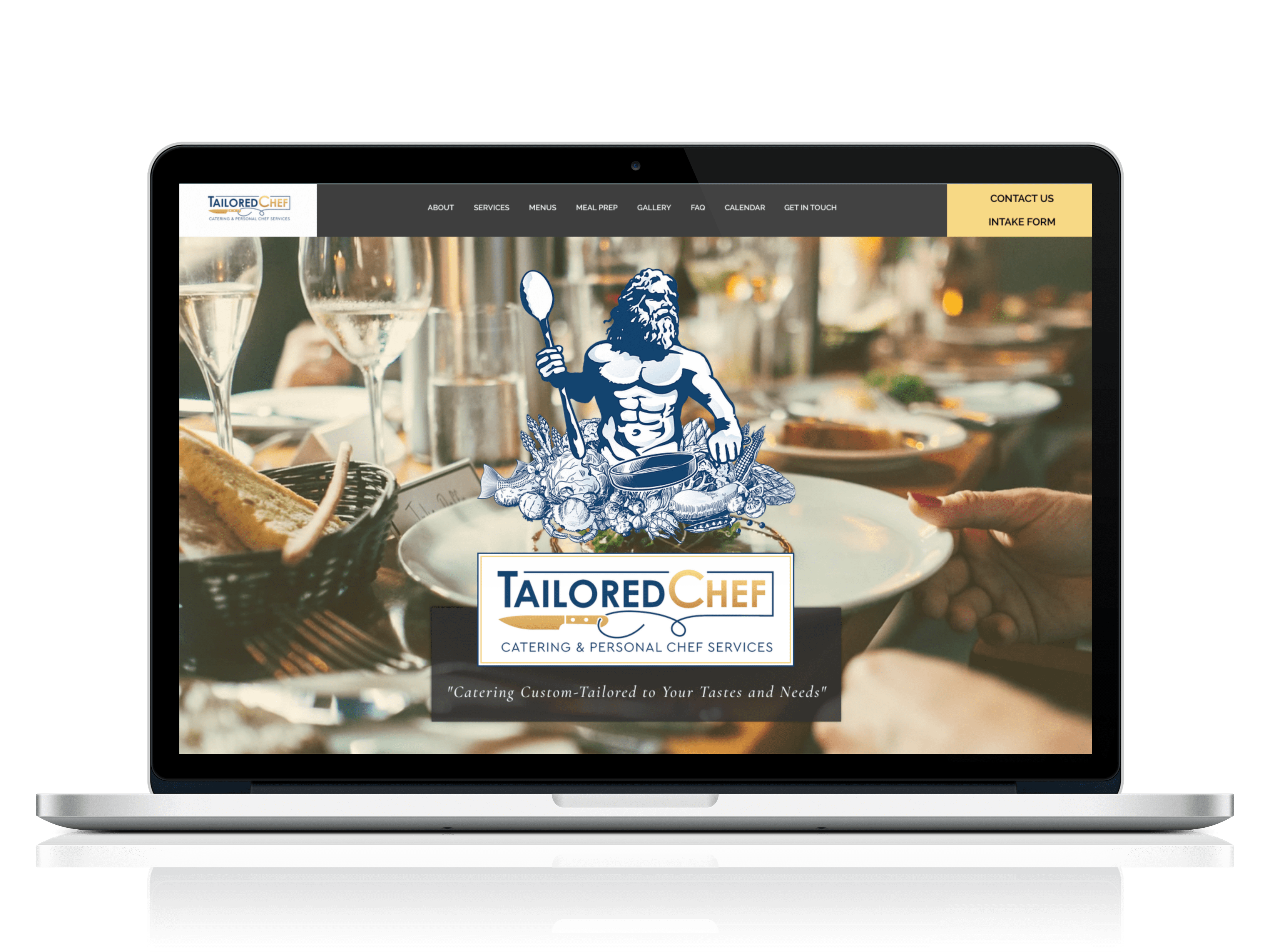 Tailored Chef